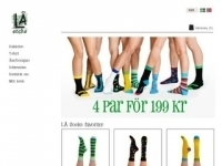 LÅ Socks