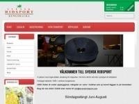 Svensk Ridsport