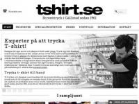 Tshirtshopen.se