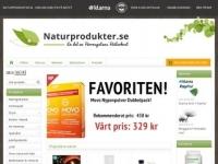 Naturprodukter